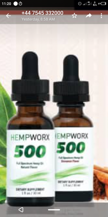 GM Homes HempWorx