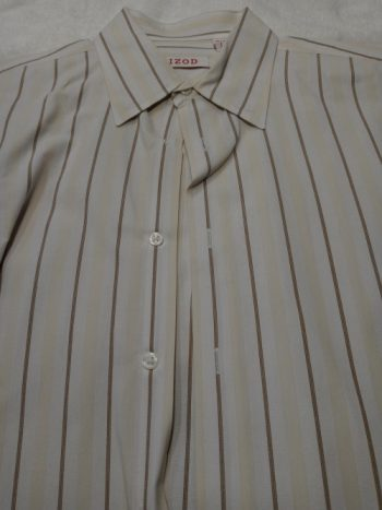 IZOD men dress shirt