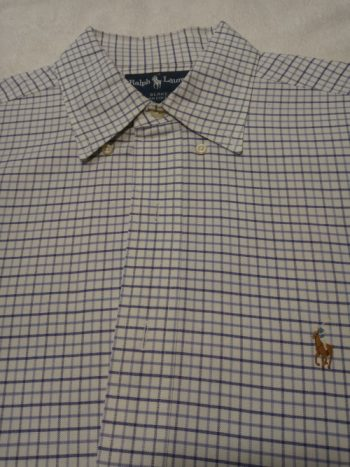 Ralph Lauren Polo men dress shirt